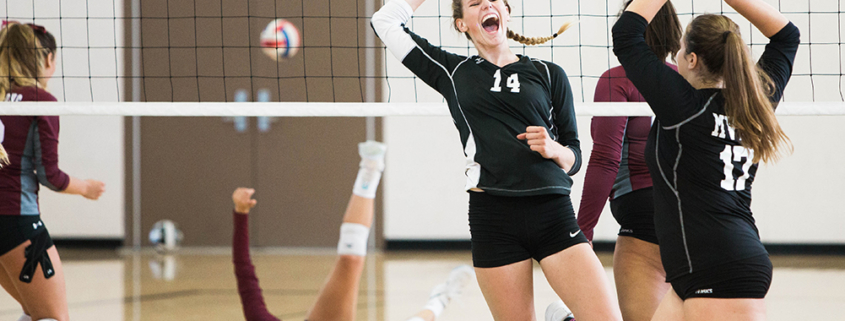 Four Tips to Help Reduce the Stress of Volleyball Tryout Season