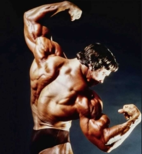 Arnold Schwarzenegger - Why Power Posing Is Important In Volleyball