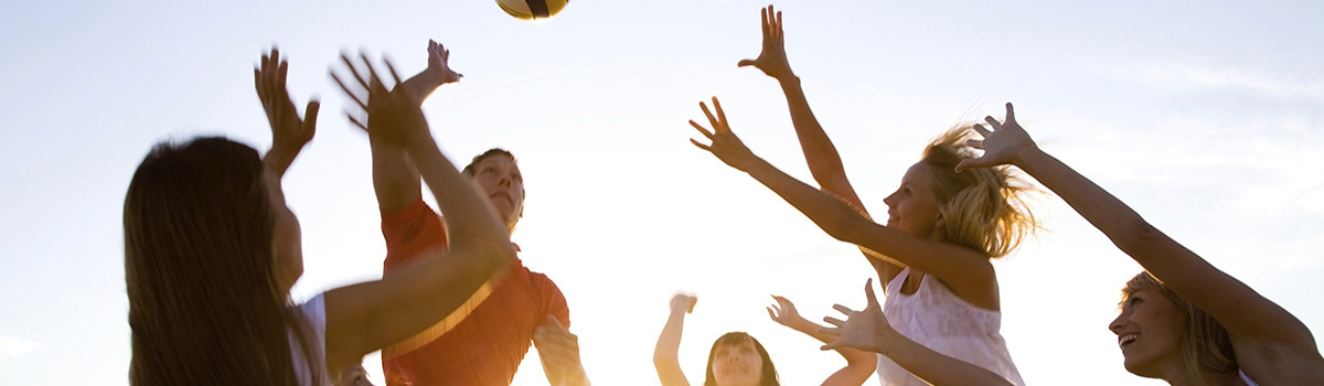 Physical Activity - Why You Should Learn How To Play Volleyball